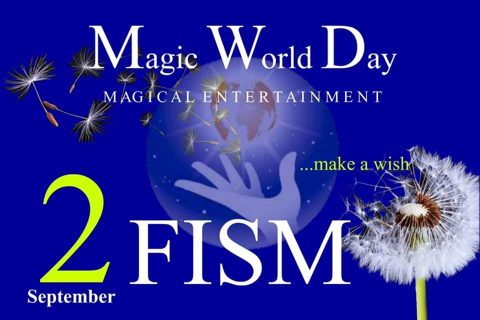2 settembre Magic World Day, Giornata Mondiale della Magia!